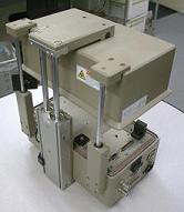 PNEUMATIC SHIELD BOX, USED TC-5952
